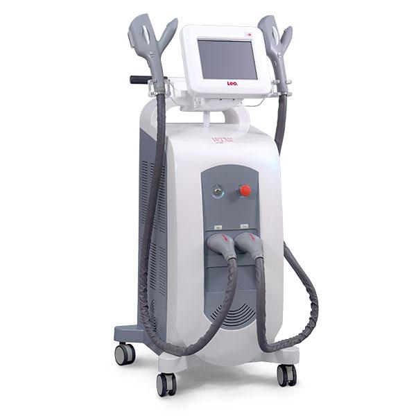 מכשיר להסרת שיער וטיפולי מרקם עור הגוף והפנים Hyper Pulse ALT